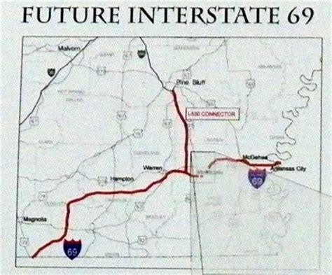 i 69 texas corridor map i 69 groundbreaking ceremony photos monticello live