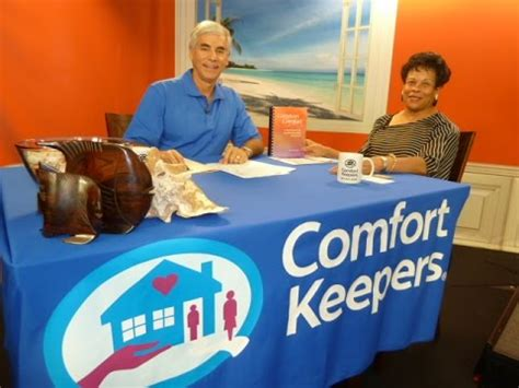 comfort keepers florida julie cook downing fearless caregiver conference s2 e6
