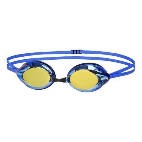 opal mirror plus goggle blue golden swiminn