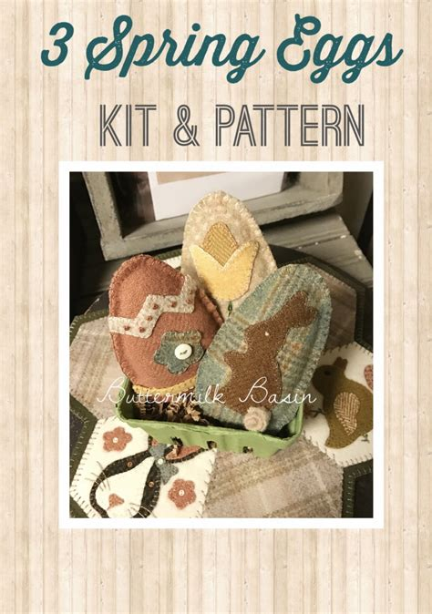 repository pattern spring 3 spring eggs kit pattern