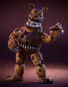 Fred bear nightmare