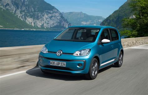 volkswagen up refreshed vw up priced from 163 8 995 in the uk carscoops