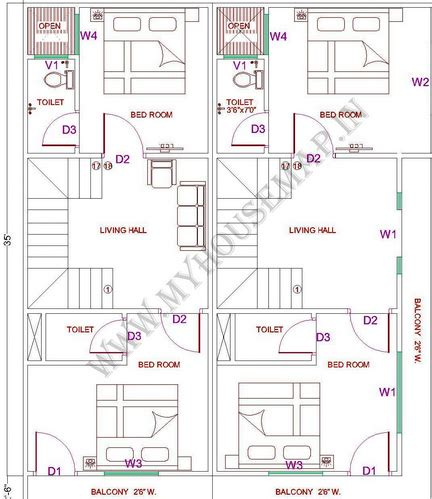 home naksha design online image gallery house map