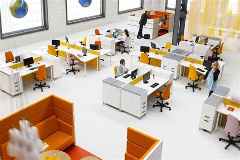 layout ruang kantor terbuka ini dia empat macam tata ruang kantor yang baik media
