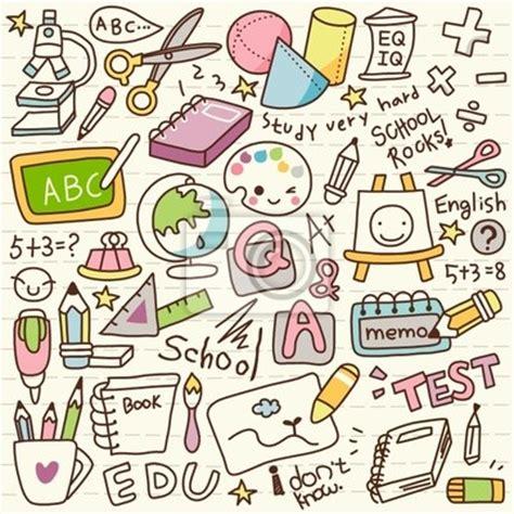 doodle japan doodle back to school wall mural pixers 174 we live