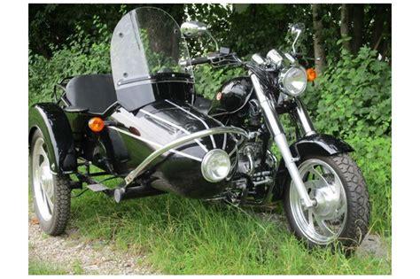 Motorrad Mit Beiwagen Klasse 3 by Iron Horse Beiwagen Motorrad 125ccm In Puch Bei Hallein
