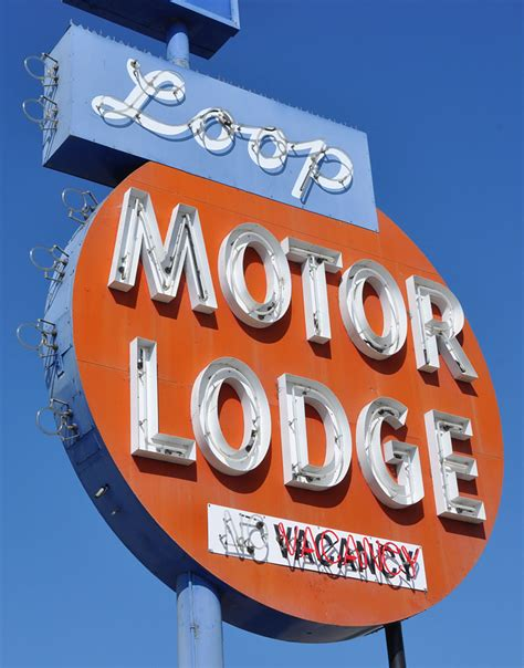 bayshore motor inn california signs roadsidearchitecture