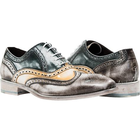 leather spray paint for shoes isaac brown spray paint effect nappa leather wingtip