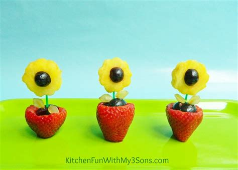 fruit x flowers fruit flower snack for s day kitchen with my