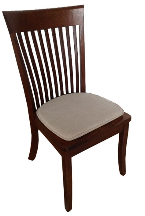 upholstered chair pads ohio hardwood furniture