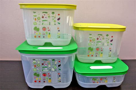 Tupperware Ventsmart tupperware ventsmart fridge storage containers nanonature