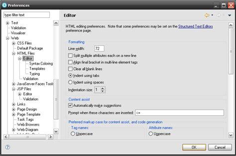 format js file in eclipse format java snippet in jsp file in eclipse stack overflow
