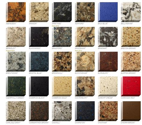 all colors of quartz countertops decorating cozy cambria quartz colors granite for