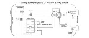 how to wire backup lights to a 3 way switch second generation nissan xterra forums 2005