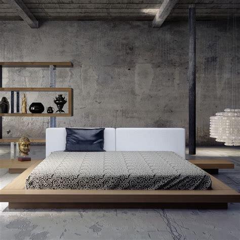 Low Bed Frames For Lofts Best 25 Wooden Platform Bed Ideas On Wooden Bed Base Modern Futon Frames And