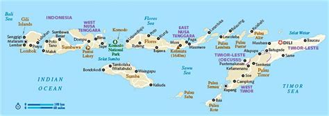 East Of Bali From Lombok To Timor island hopping through nusa tenggara indonesia