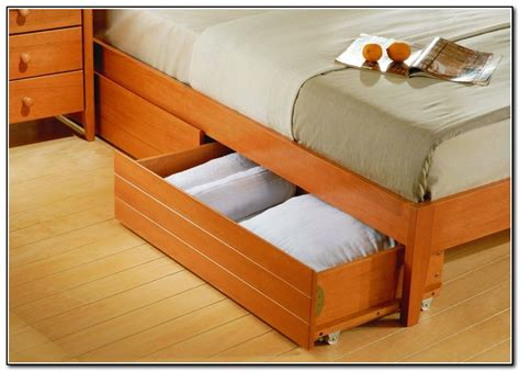 bed with storage drawers underneath beds with storage drawers underneath 28 images easy
