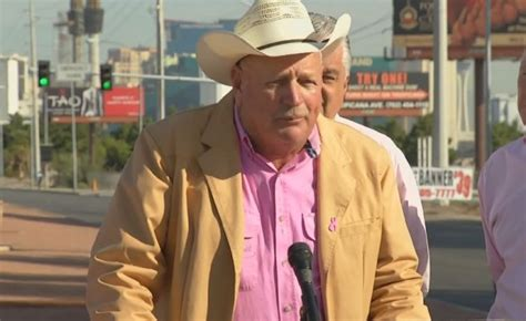 county commissioner says bundy supporters better