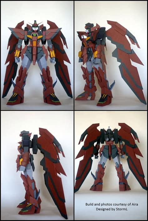 Gundam Papercraft Pdf - oz 13ms gundam epyon po archives
