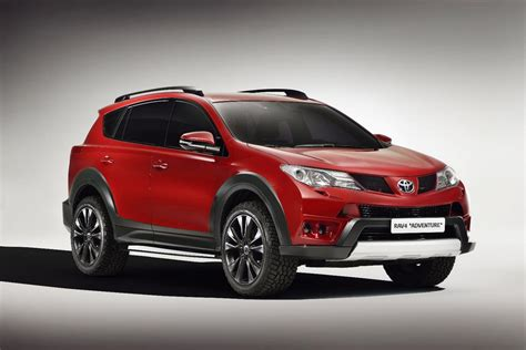 Pictures Of A Toyota Rav4 2013 Geneva Toyota Rav4 Premium And Adventure