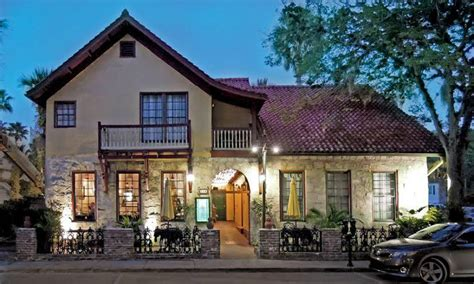 city house old city house inn and restaurant updated 2017 prices b b reviews st augustine