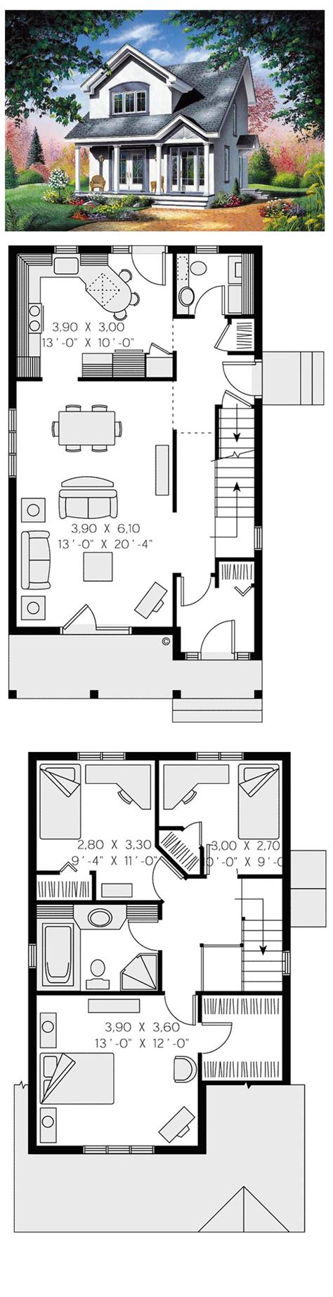 best 25 small apartment plans ideas on pinterest studio best 25 small house layout ideas on pinterest small home