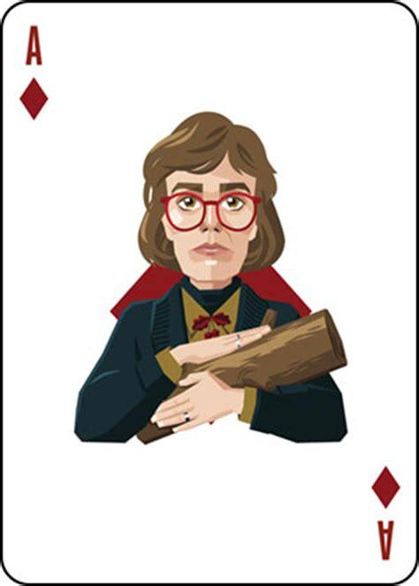 lenike dk 187 twin peaks playing cards - Twin Peaks Gift Card