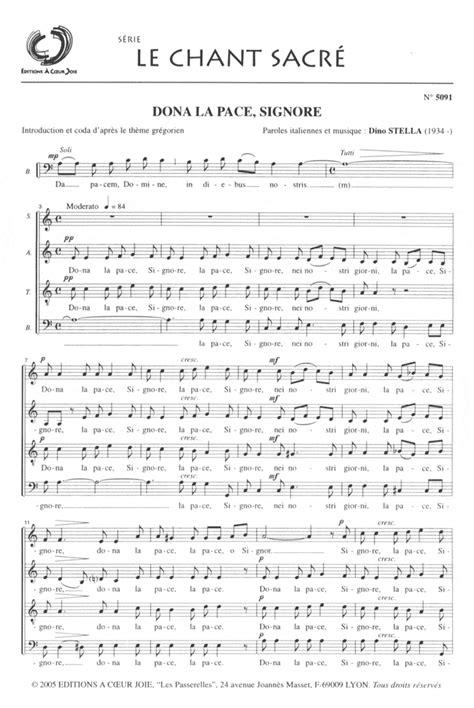 adoro te devote testo dona la pace signore dal tema gregoriano alla polifonia