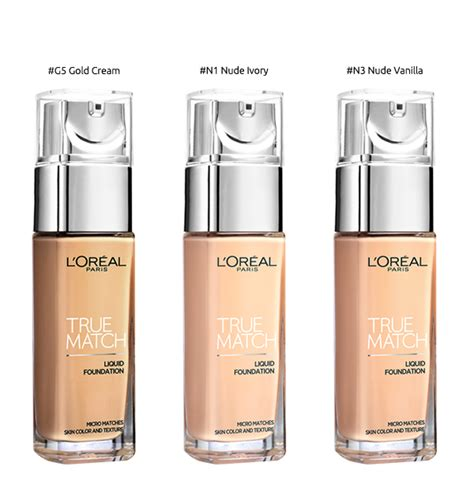 Harga Bb L Oreal Indonesia loreal true match liquid foundation vanilla ivory