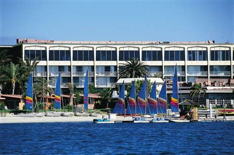 boat rentals near san diego tower studio room at the bahia resort hotel on mission bay