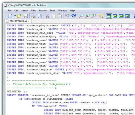 layout editor licence odpověď na editaci obrovsk 253 ch textov 253 ch souborů emeditor