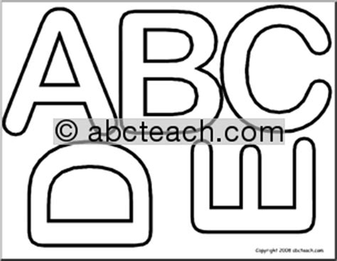 printable letters for bulletin board best photos of large printable bulletin board letters