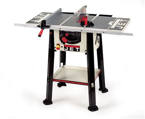 jet proshop table review jet benchtop table saw 10 quot with fixed stand