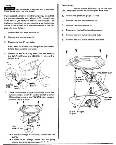 91 civic fuel wiring harness 33 wiring diagram