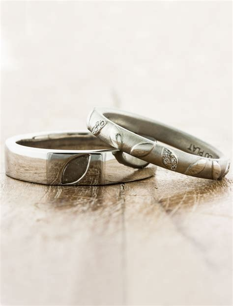 unique wedding band engagement ring unique engagement ring