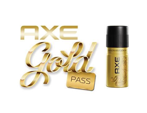 Parfum Axe Gold s world of arts and happiness axe gold pass gold