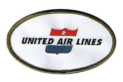 Aeroclassic Pilots Ppl Flying Pilots Wings Logo T Shirt united airlines retro patch is for sale at the airport pilot shop for 4 49