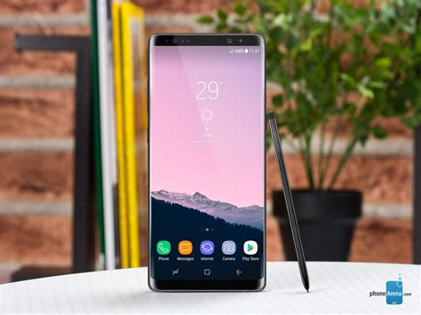 Samsung Note 8 Review samsung galaxy note 8 2017 leaked specs review