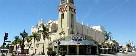 Fox Theater Calendar The Fox Theater Tickets And Event Calendar Bakersfield