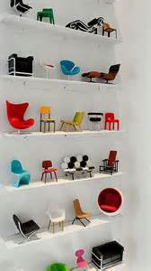 miniature designer chair collection home