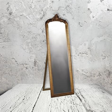 floor standing mirror with lights antique gold floor mirror cl 33646 mirrors e2 contract