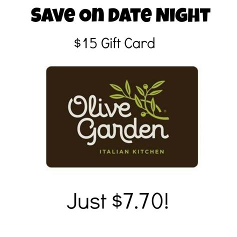 Olive Garden Gift Card Amount - olive garden gift card balance check infocard co