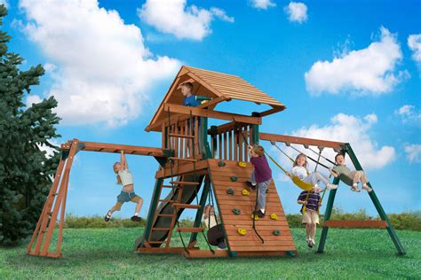 Guide To Buy Swing Sets Online For Parents And Children