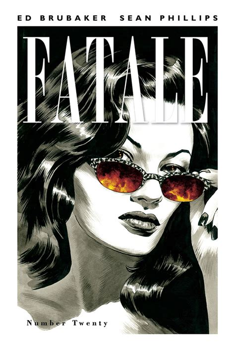 Fatale Deluxe Edition Vol 2 Hc Brubaker Komik Comic Image page 45 comic graphic novel reviews november 2015 week