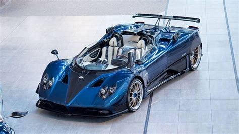 new pagani the wildest ever pagani zonda new hp barchetta top gear