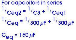 capacitors numericals capacitors numerical exles