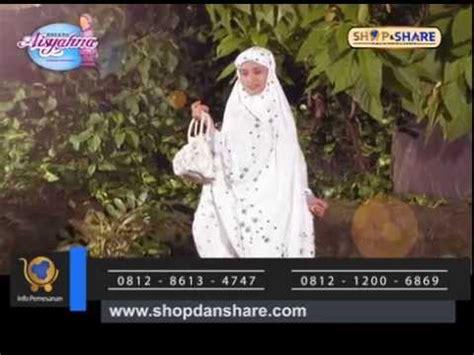Mukena Aisyahna By Shop mukena aisyahna shopdanshare