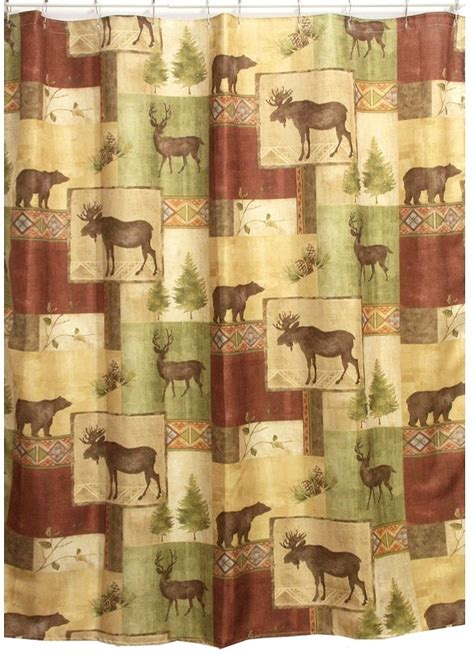 Country Cabin Curtains 17 Best Cabin Lodge Decor Images On Lodge Decor Cabin And Cottage