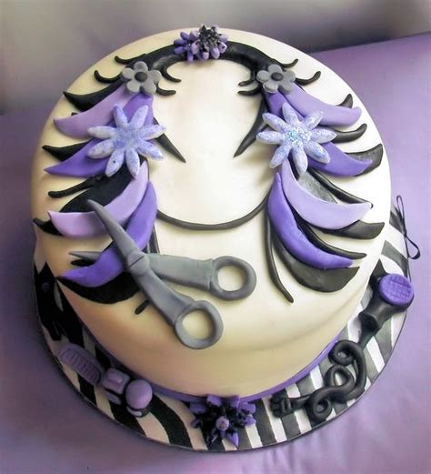 hairdresser cake ideas cute hairdresser cake hairdresser pinterest