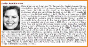 9 Examples Of Obituaries Resume Reference